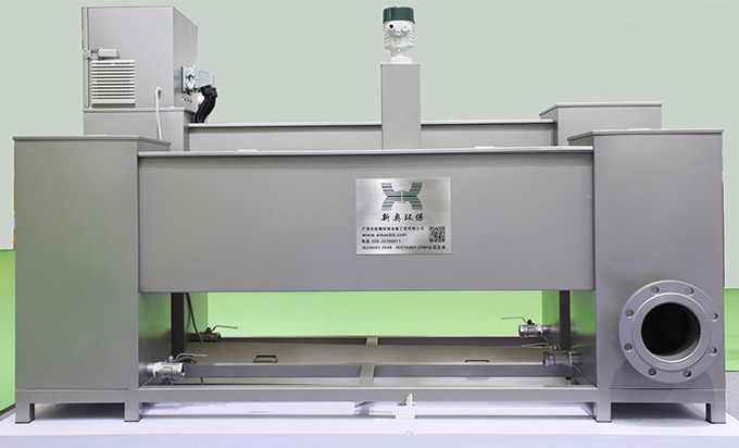 一體化明渠紫外線消毒設備
