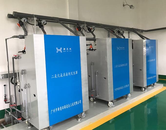 智能型二氧化氯發生器