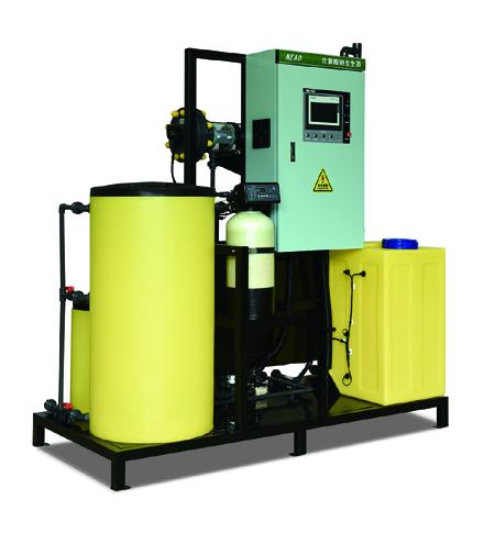 NEAO-DBS 撬装次氯酸钠发生器